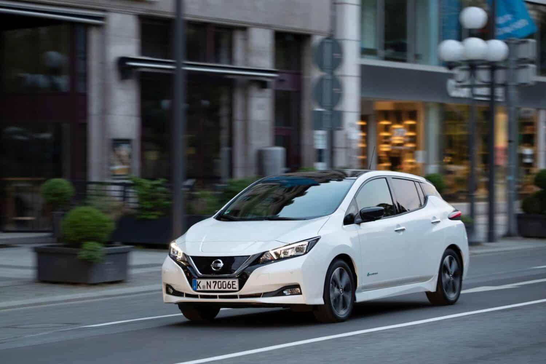 Nissan Leaf beeinflusst den E-Auto-Markt stark