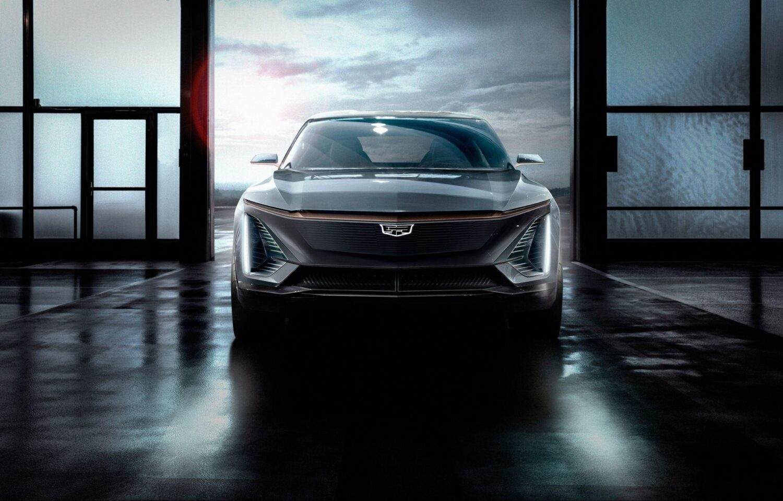 Cadillacs erstes E-Auto wird in etwa einem Jahr sein Debüt feiern
