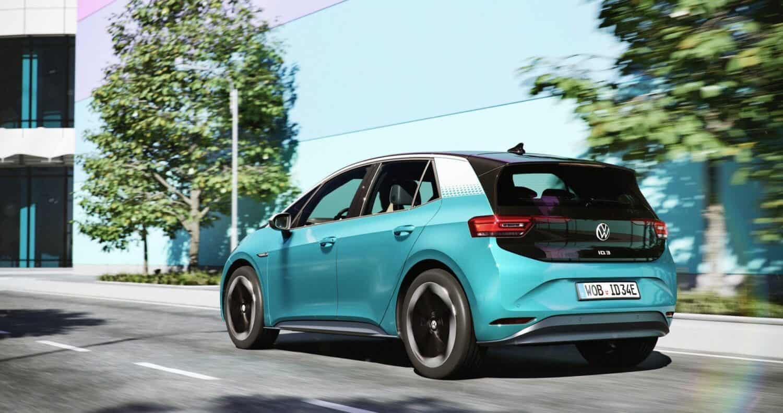 VW will E-Autos zu mobilen Stromspeicher machen