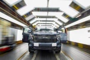 General Motors will E-Offensive durch Verkauf neuer, großer Verbrenner-SUV querfinanzieren