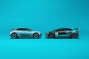 Jaguar I-PACE Reichweite profitiert von Erkenntnissen der I-PACE eTROPHY