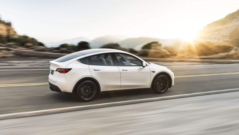 Tesla startet Model Y Auslieferung im ersten Quartal 2020