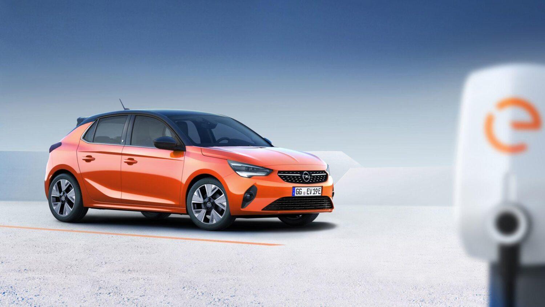 Opel Corsa-e gut 58% günstiger im Unterhalt als Verbrenner und 30% günstiger als Diesel