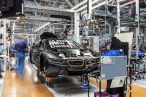 BMW baut 20.000 i8