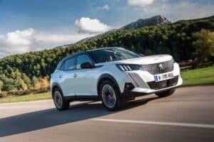 Peugeot e-2008 - Testfahrt Erfahrungen und Eindrücke