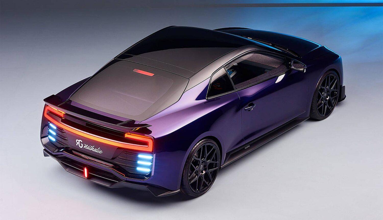 Roland Gumpert Fuel Cell Sportwagen ab Mitte 2020