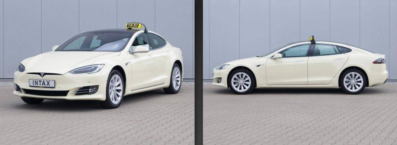 Düsseldorfer Taxi-Unternehmen stellt auf E-Taxi um