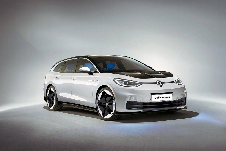VW ID.3 Kombi - Designentwurf