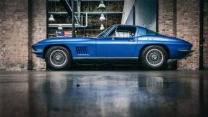 Corvette bricht Geschwindigkeitsrekord