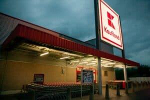 Kaufland und Lidl lassen Ladenetz wachsen