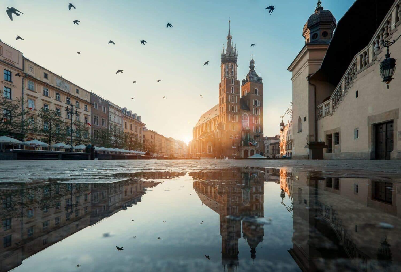 Die polnische Post setzt auf E-Autos