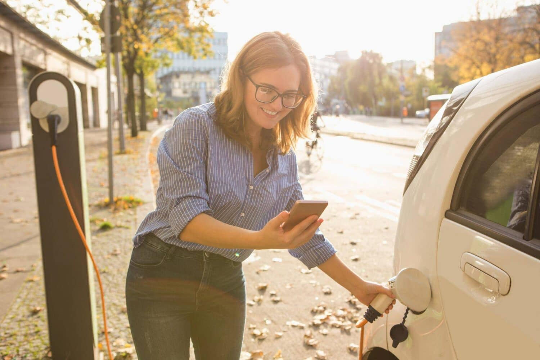 Carsharing in Polen wird elektrisch