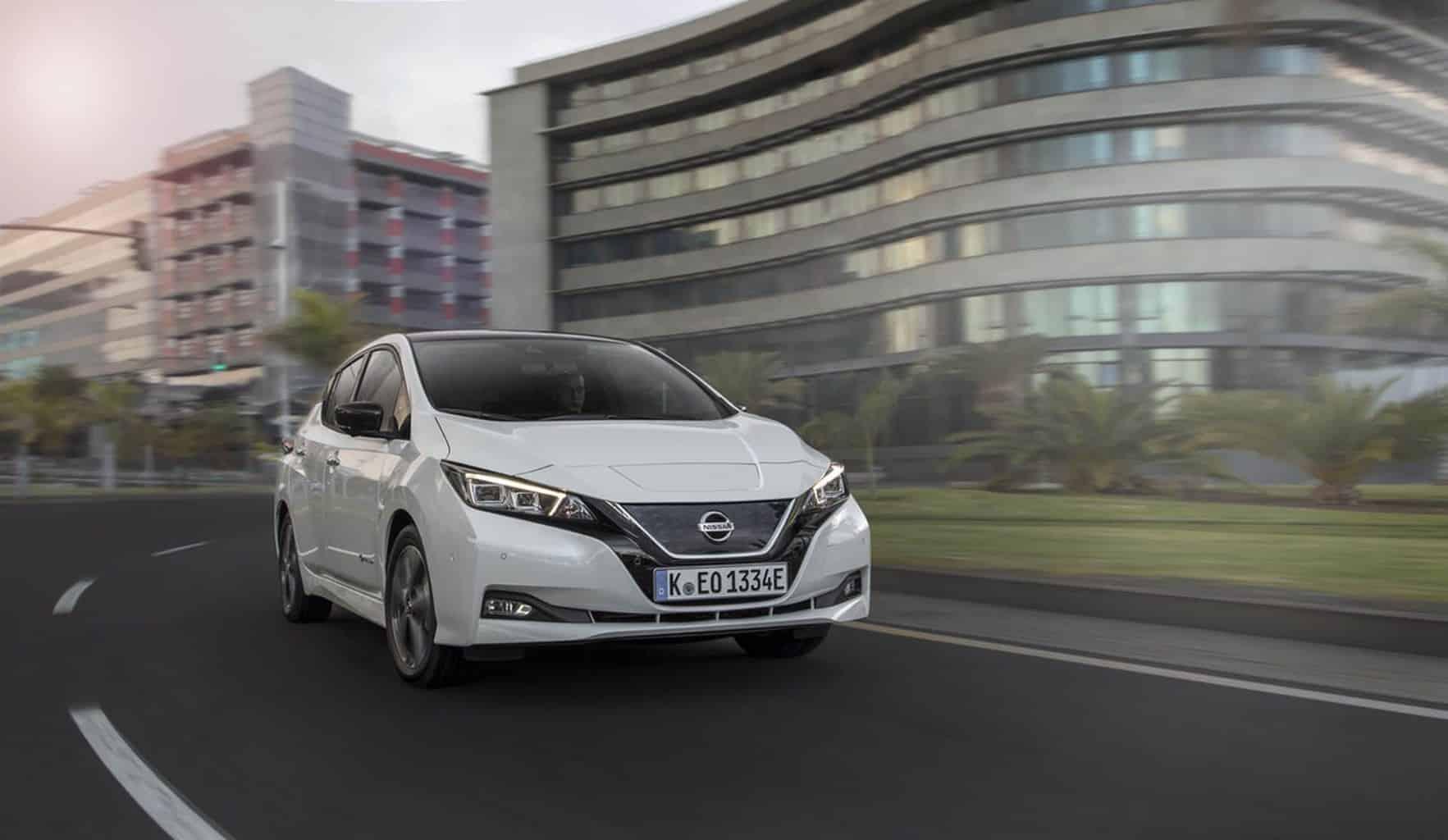 Nissan stockt ebenfalls den Umweltbonus auf 8.000 Euro auf