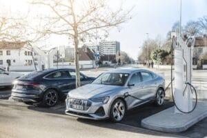 Audi: 100 Milllionen Euro Ladeoffensive schreitet voran