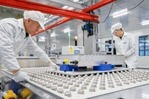Webasto startet Produktion in neuem Batteriezentrum in Jiaxing, China