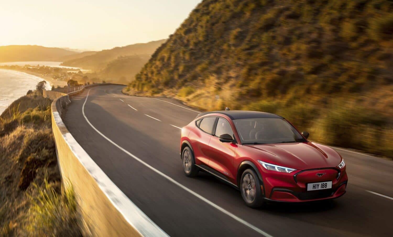 """Ford Transit als geheimer Faktor, dass man Gewinn """"ab dem ersten Mustang Mach-E"""" macht"""