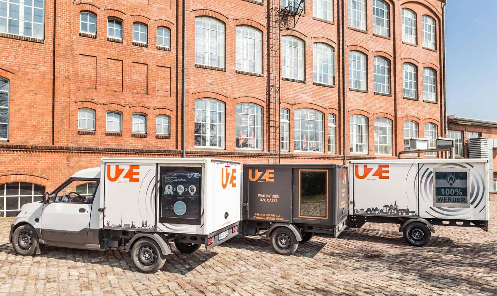 Wirecard und UZE Mobility beschreiten Weg zur