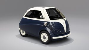 Karo E-Isetta startet Verkauf