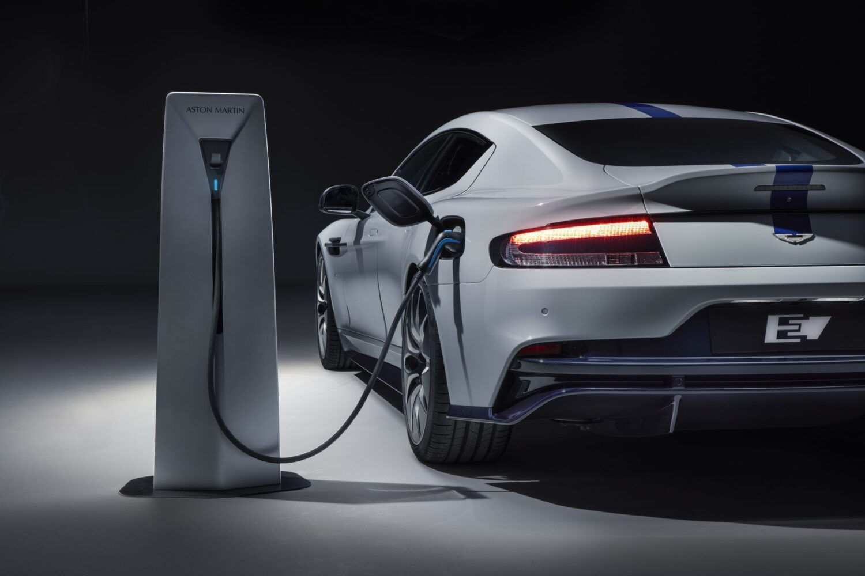 Aston Martin wird limitierten Rapide E wohl nicht auf die Straße bringen
