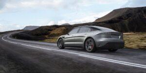 Sony Vision-S Elektroauto Concept Car (5)