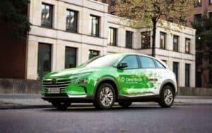 CleverShuttle setzt in Berlin auf Brennstoffzellenfahrzeuge für eigene Flotte