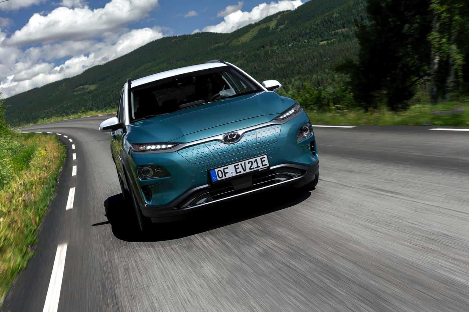 Hyundai: Bis zu 8.000 Euro Umweltprämie für E-Autos