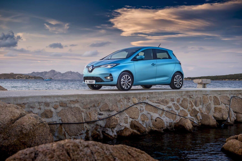 Renault ZOE war 2019 erneut Deutschlands meistgekauftes Elektroauto