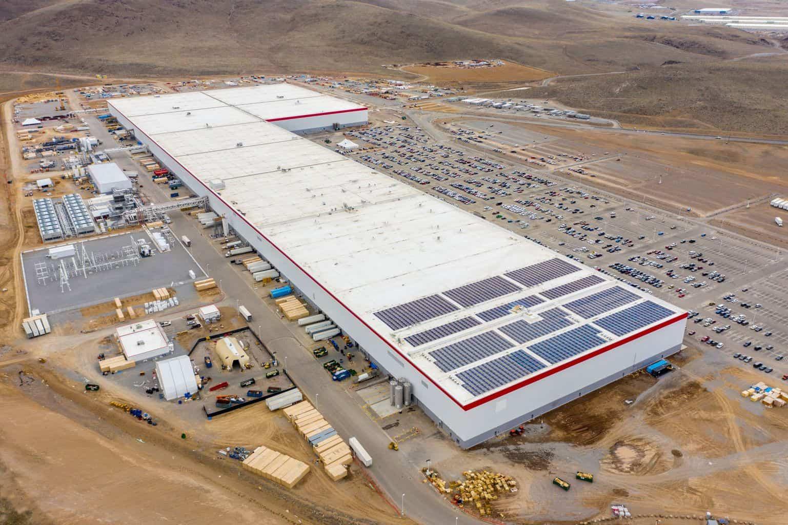 Elon Musk, CEO von Tesla: Aus Gigafactory wird künftig Giga