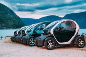 Norwegen mit neuem Zulassungsrekord bei Elektroautos