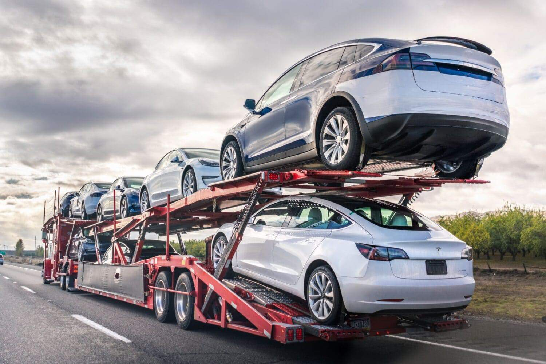 Free Now flottet Tesla E-Fahrzeuge ein