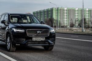 Volvo bereitet sich auf den vollelektrischen XC90 Recharge vor