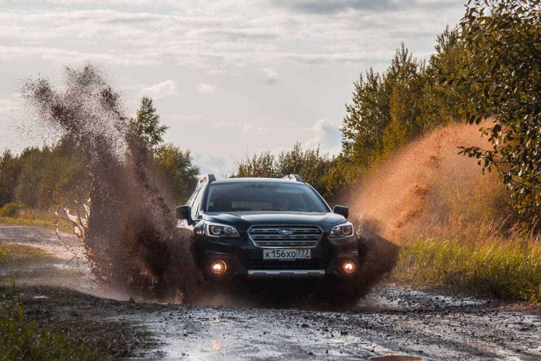 """Subaru plant """"Komplett-Elektrifizierung"""" bis 2035"""