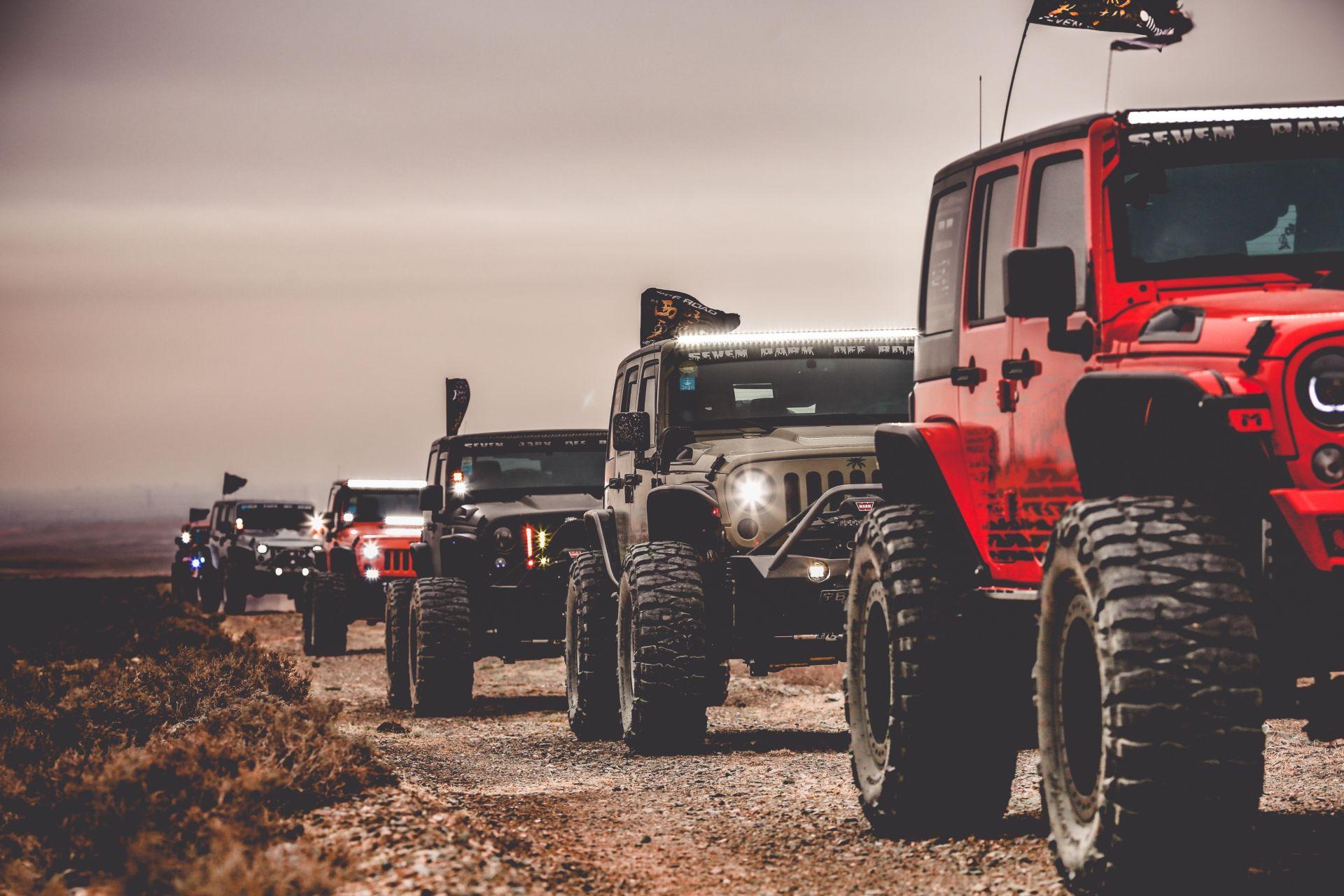 """Jeep-Chef: """"Wir bringen so viele Elektro-Jeeps wie wir können."""""""