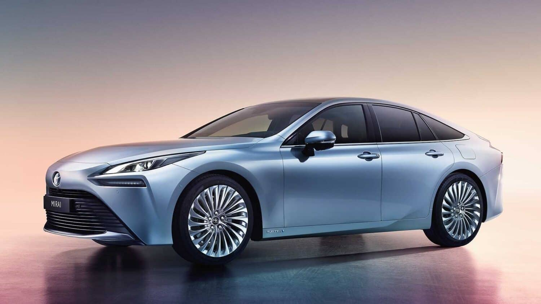 Toyota Mirai Concept - erste Fotos
