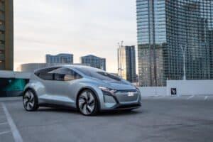 Audi plant den Bau eines winzigen, elektrischen Stadtautos