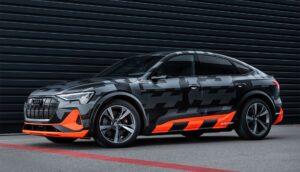 S-Version des Audi e-Tron Sportback im Kurztest