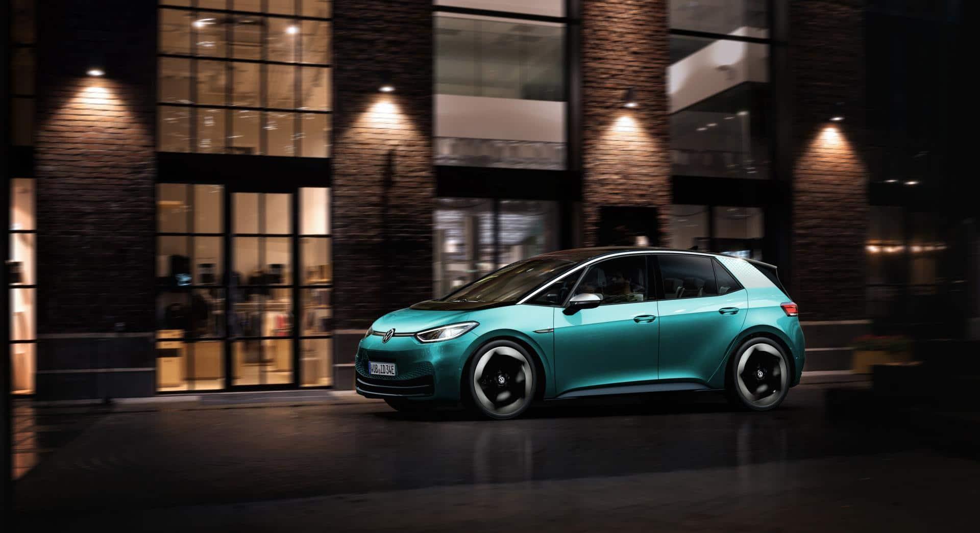 VW führt neues Vertriebsmodell für ID.-Elektroautos ein