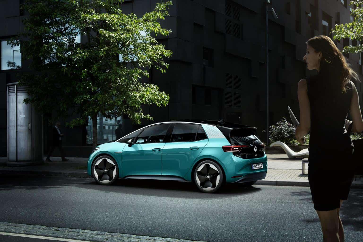 """Wie geplant im Sommer"": VW hält trotz massiver Software-Probleme an ID.3-Start fest"