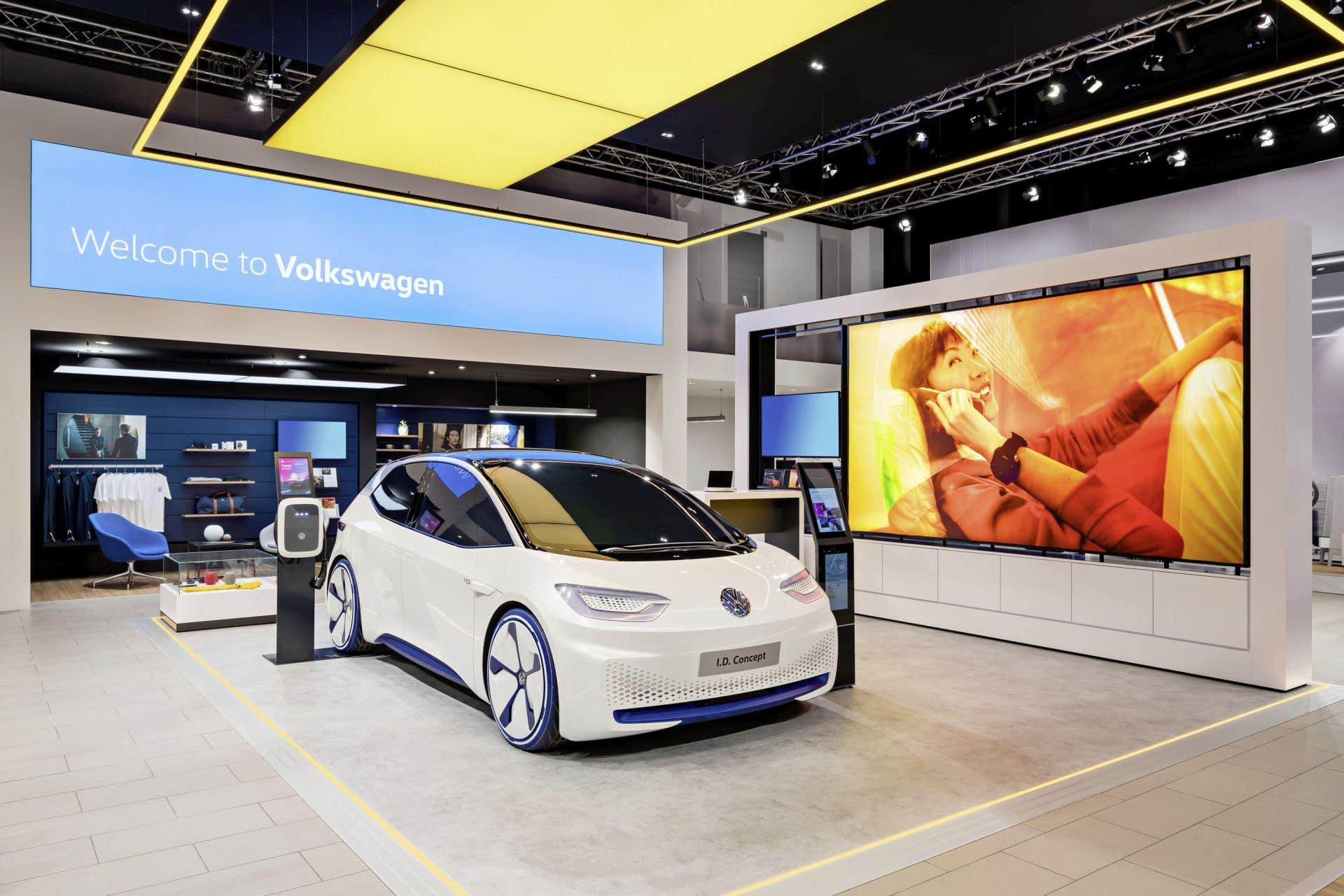 Der Hochleistungsstromer VW ID.3 R soll mit ID.R-Batterietechnologie daherkommen