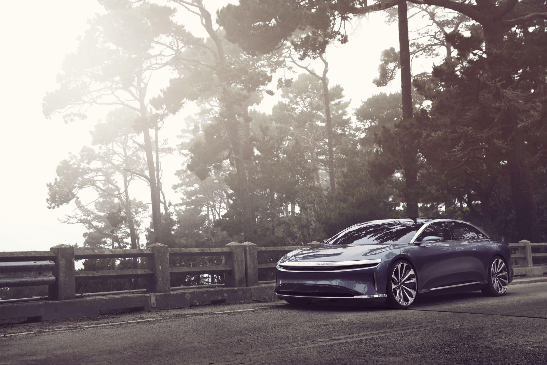 """Lucid Motors: """"Tesla hat es bisher nicht geschafft. Wir können es auf ganz neue Reichweiten-/ Effizienz-Dimension bringen"""""""
