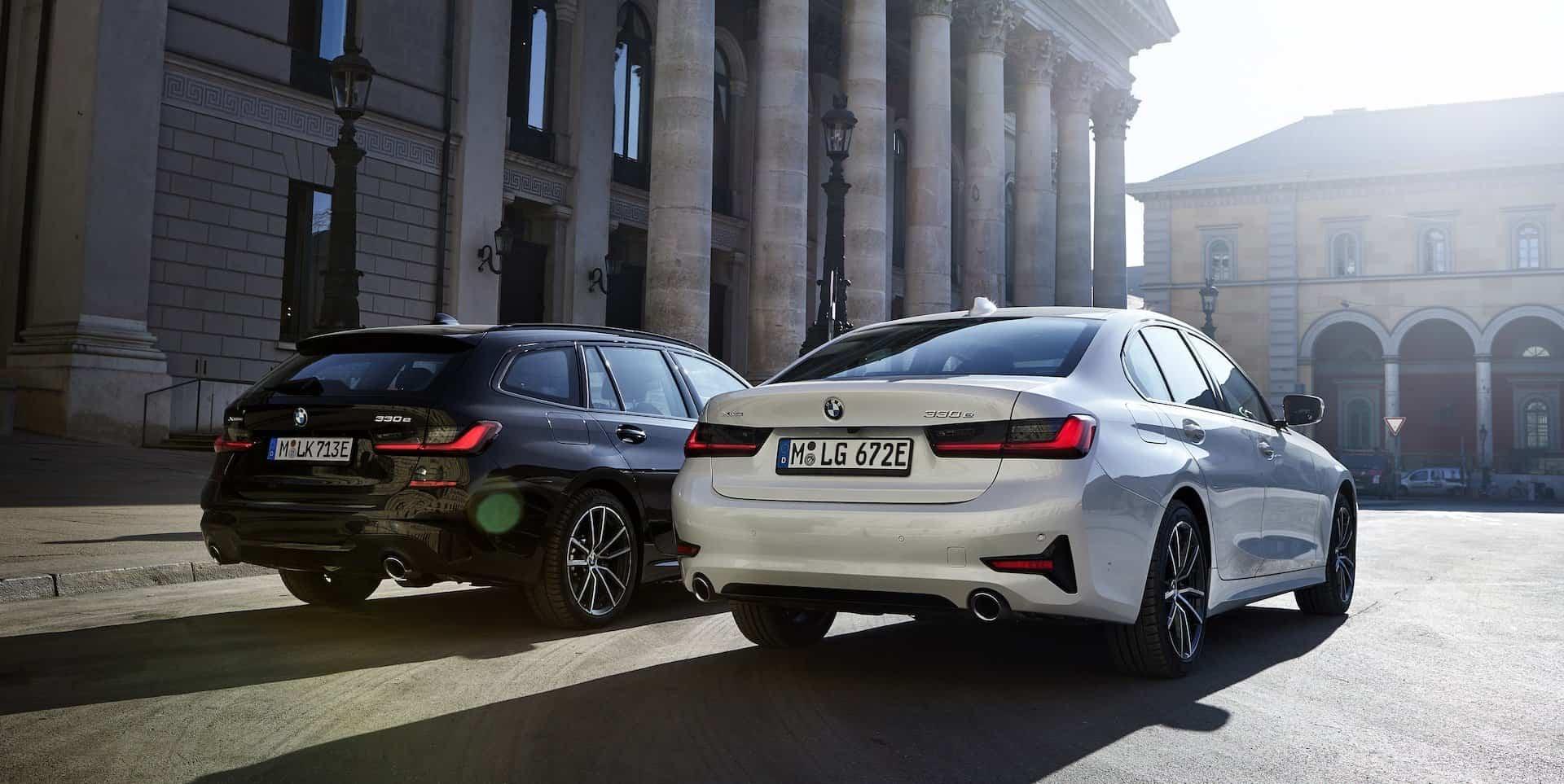 Touring und Limousine: BMW führt drei neue Plug-in ...