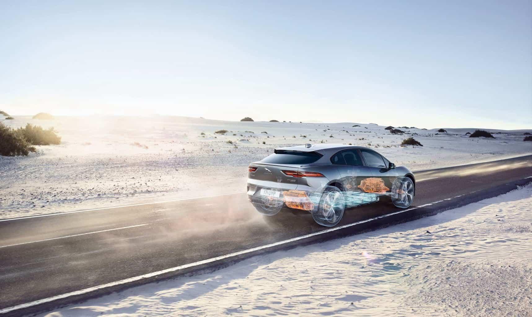 Lieferprobleme bei LG Chem zwingen Jaguar zu Produktionsstop beim I-Pace