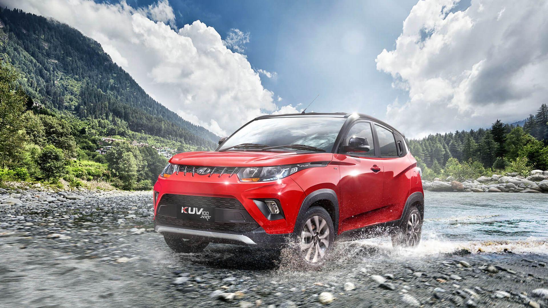 Indiens Mahindra eKUV 100 bringt es auf 120 km Reichweite für ~10.500 Euro