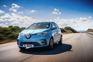 Renault ZOE startet mit 1.800 Neuzulassungen stark in 2020