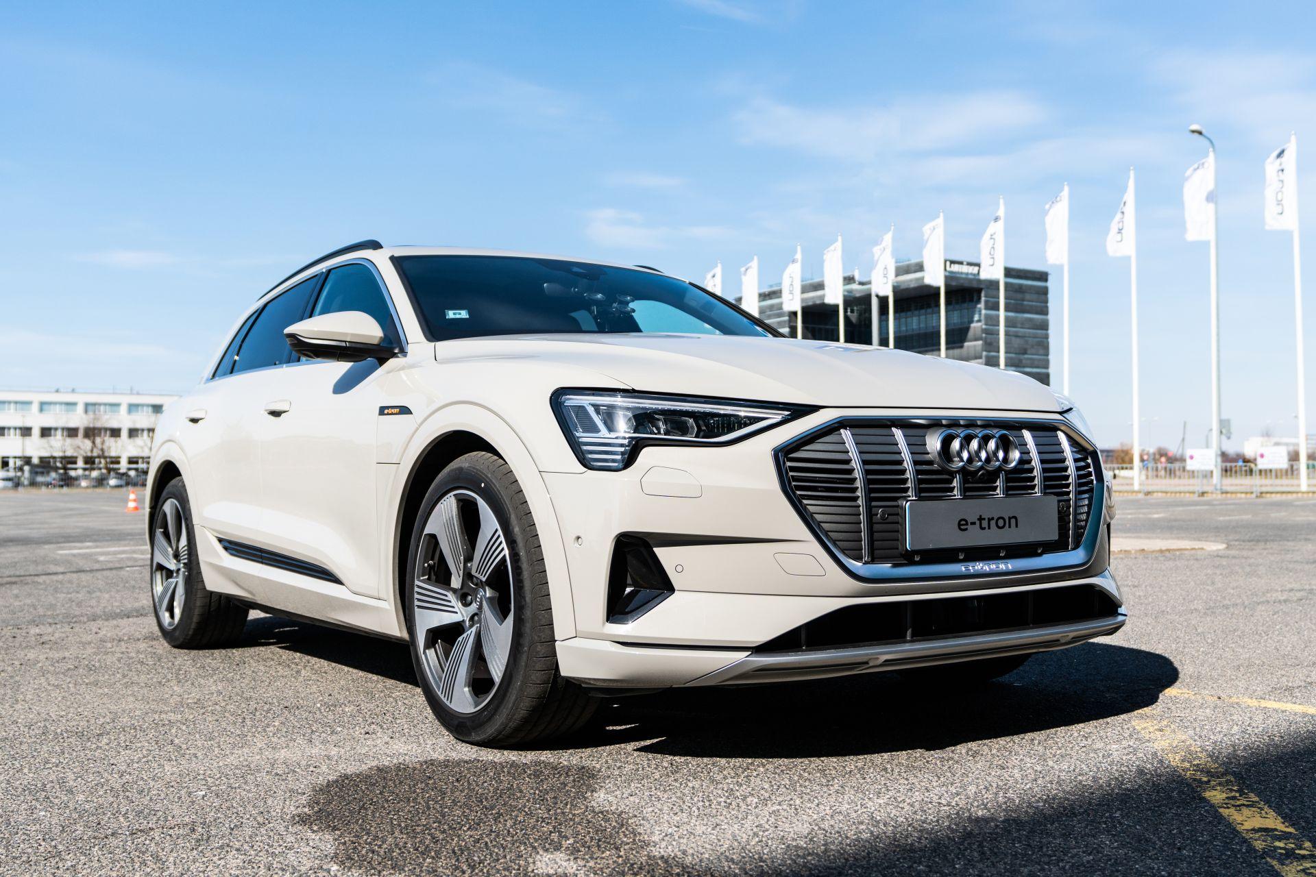 """Audi: """"E-tron ist das neue Quattro"""""""