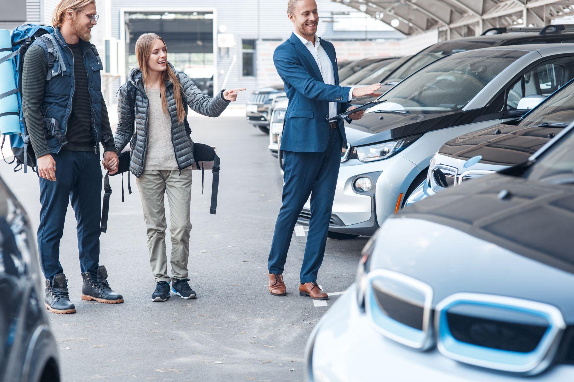 EnBW über E-Autos für alle Mitarbeiter:
