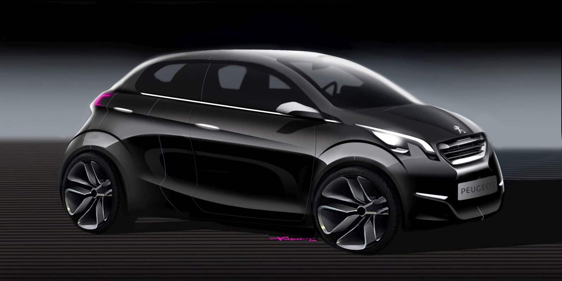 Peugeot 108 könnte vollelektrisch werden