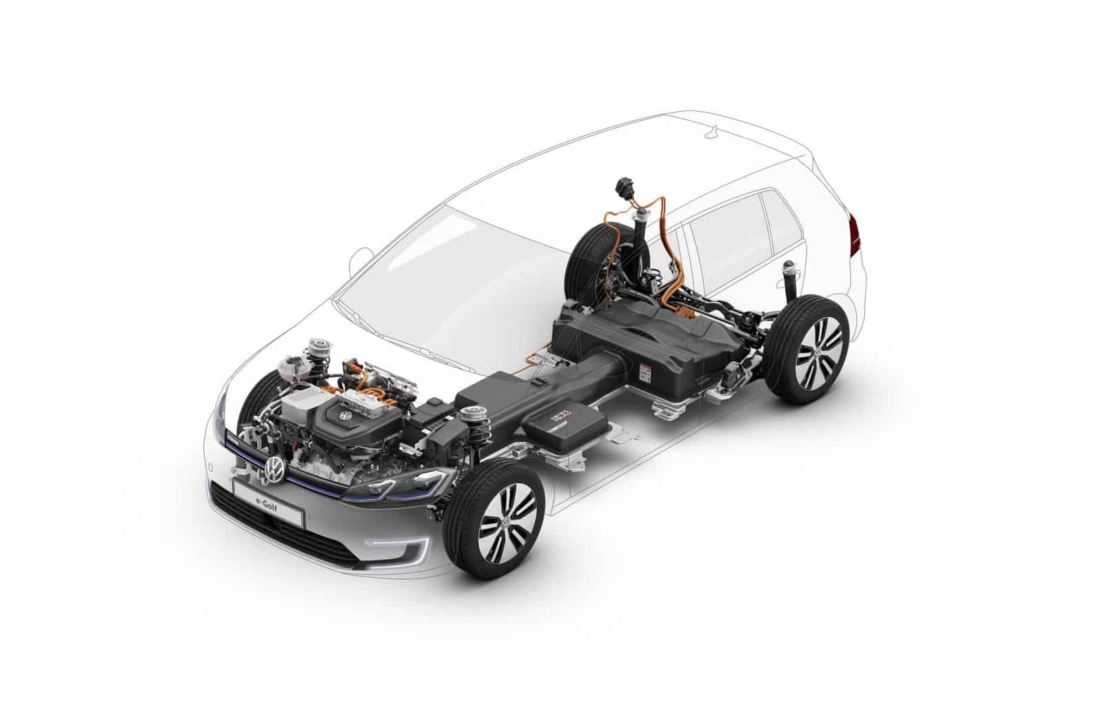 VW sieht neues Geschäftsfeld im Einsatz von E-Autos als Energie-Speicher