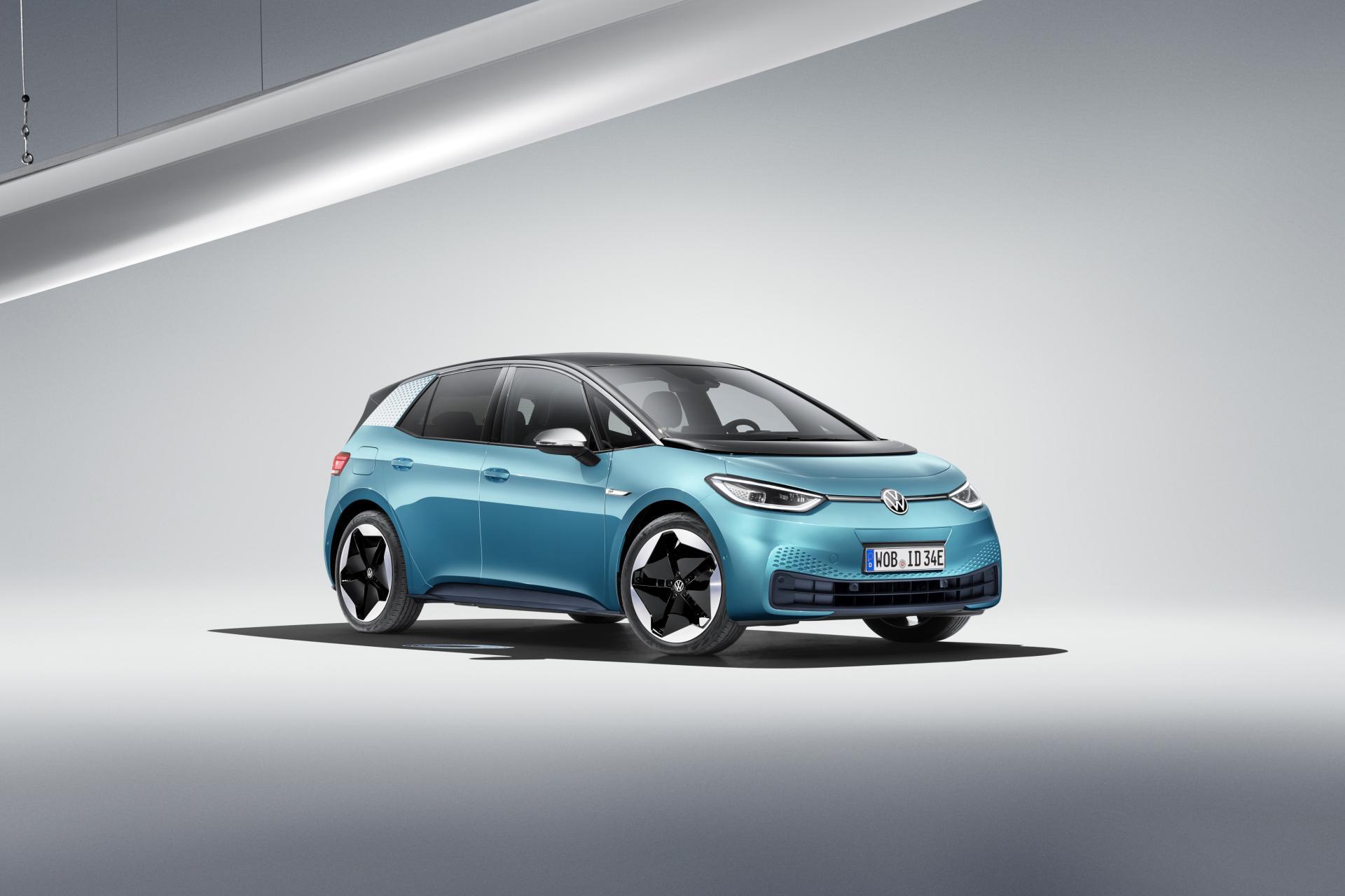 """VW ID.3 und die Software-Probleme - """"weit entfernt von Marktreife"""""""