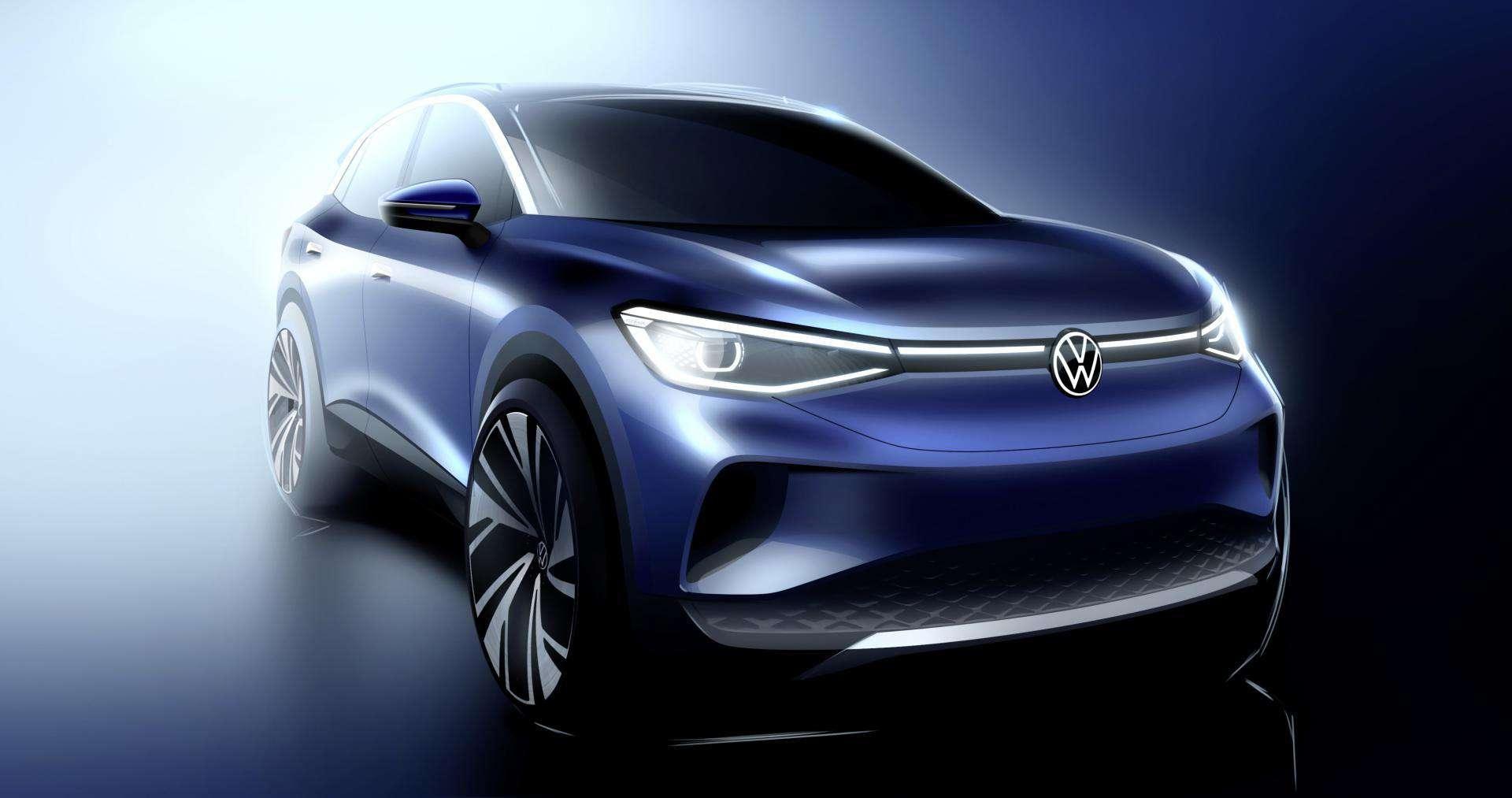 VW ID.4 kommt auch als GTX-Performance-Variante auf die Straße